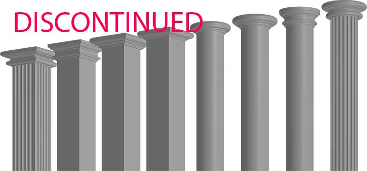 Foamworks Columns Architectural Decorative Lightweight Eps